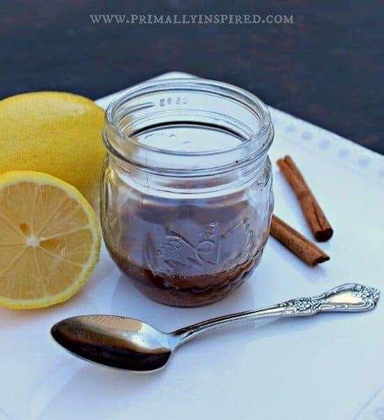 homemade cough cold syrup