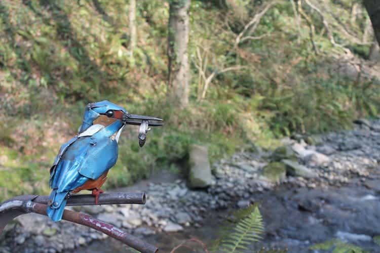 john-brown-green-hand-kingfisher