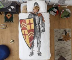 knight bedding set