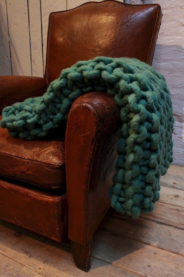 knit-throw