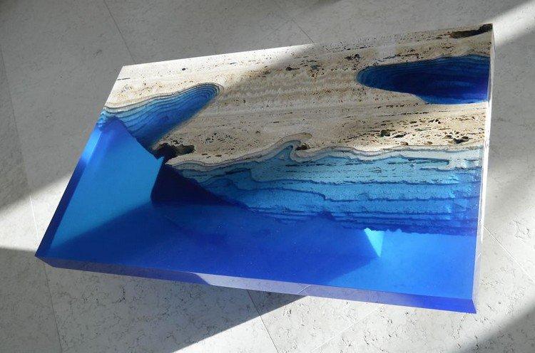 lagoon table top