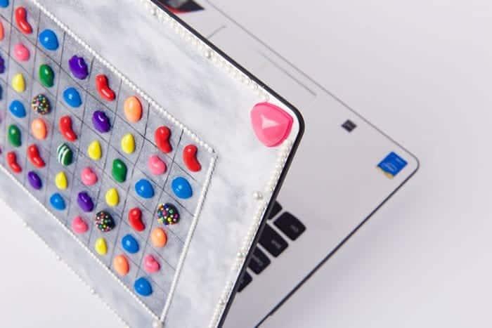 laptop candy crush