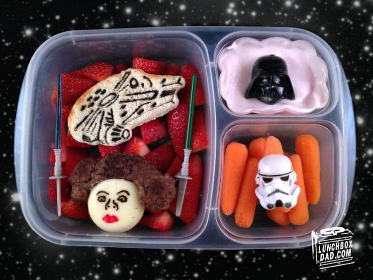 leia lunch