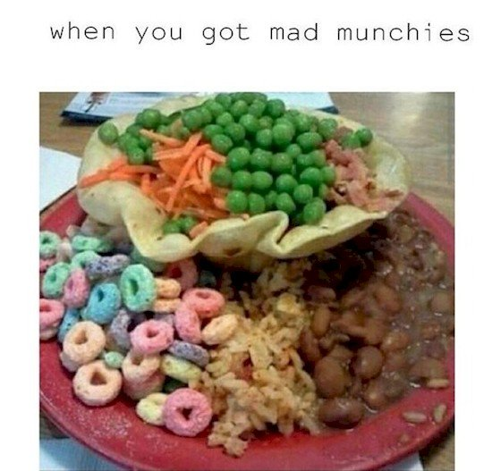 mad munchies