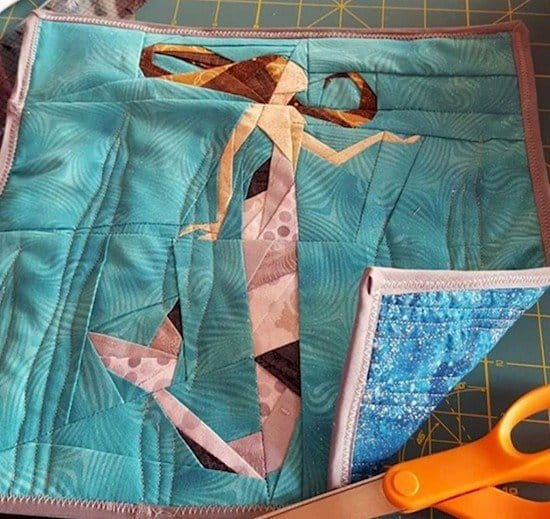 mermaid quilt