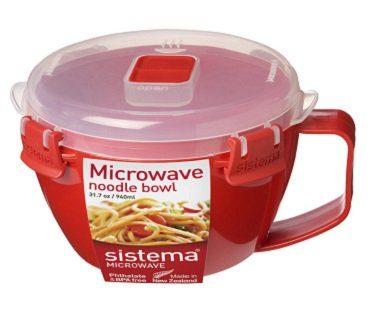 microwave noodle bowl plastic