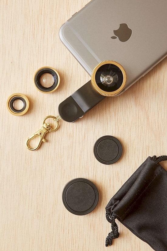 mobile lens set