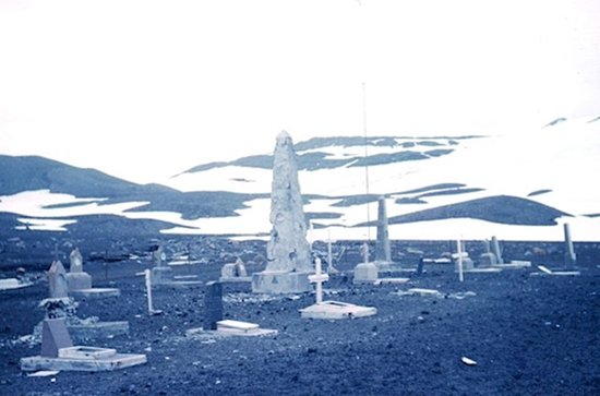 modern ghost towns deception island