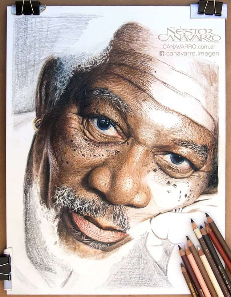morgan-freeman-portrait