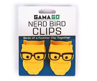 nerd owl clips pack