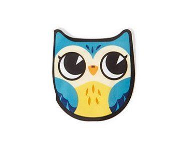 owl bandages plasters
