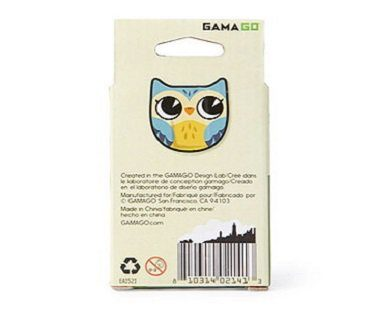owl bandages plasters box