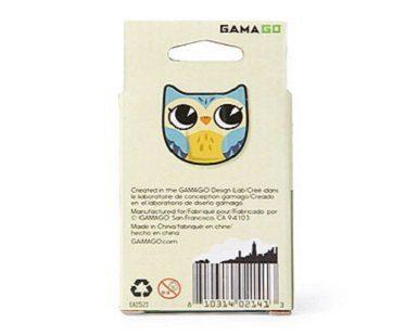 owl bandages plasters box