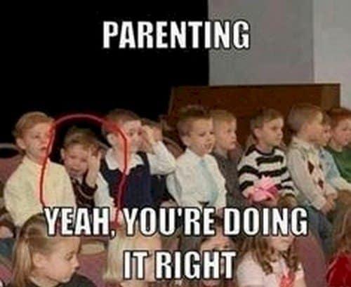 parenting yeah