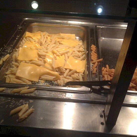 pasta cheese squares