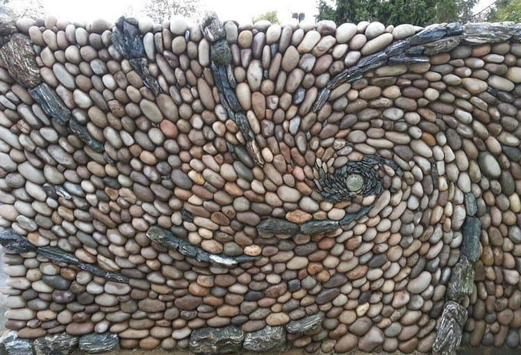pebble pattern