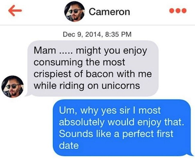 Most funniest pick up lines