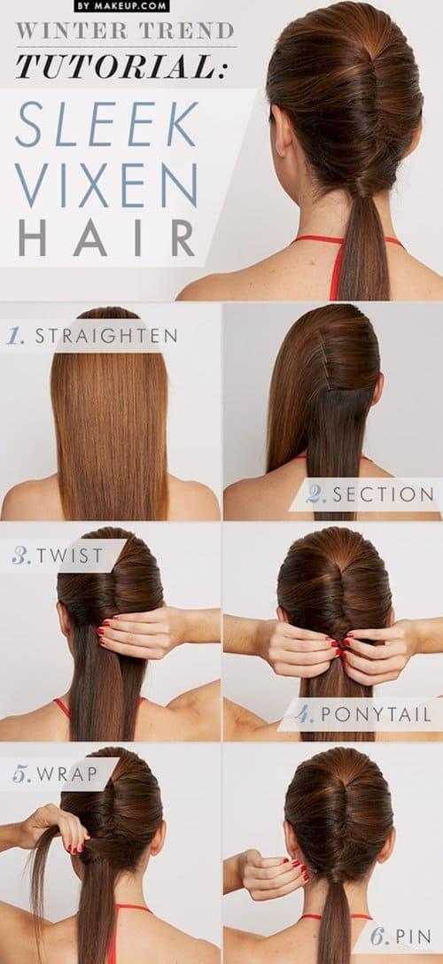 ponytails-fishtail