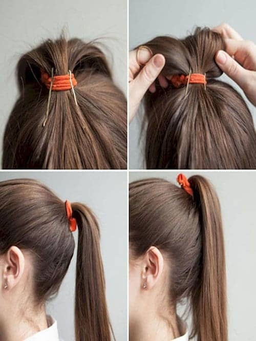 14 Awesome Ponytail Styles For Different Lengths And Types