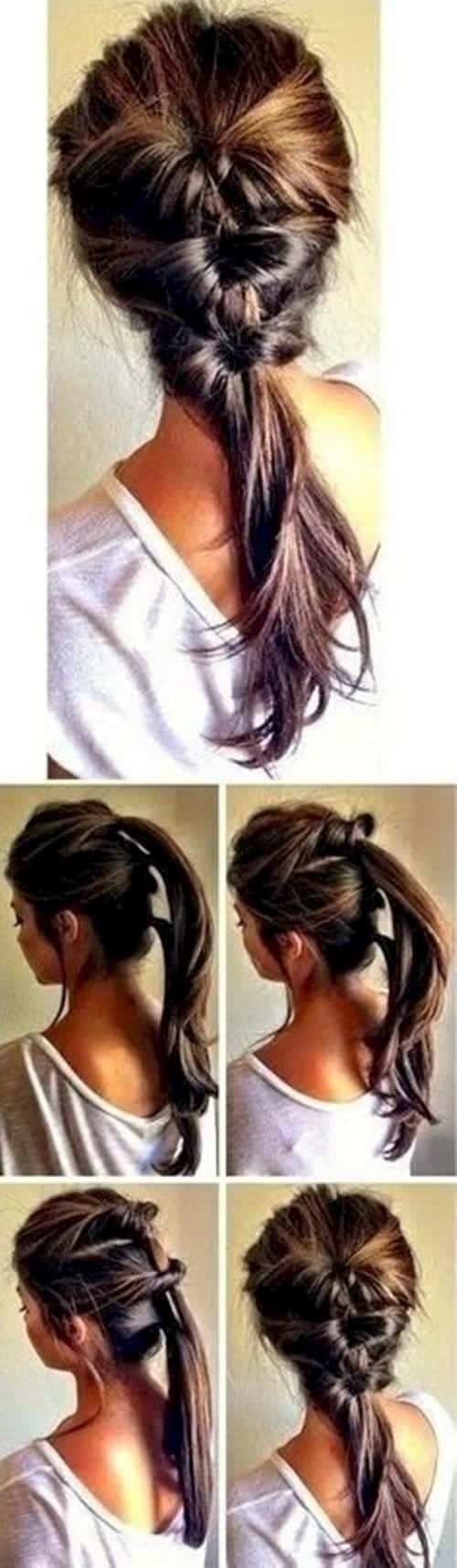 ponytails-triple