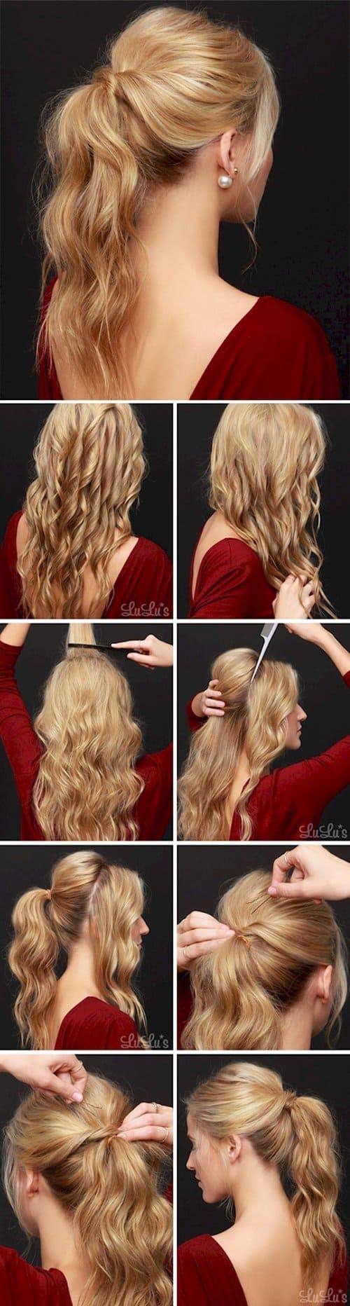 ponytails-wavy