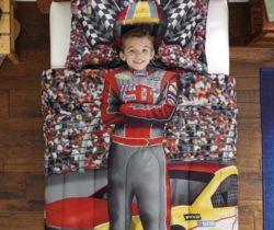 racing driver bedding set