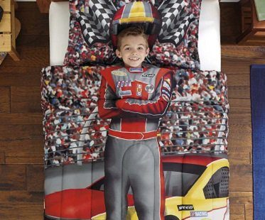 racing driver bedding set