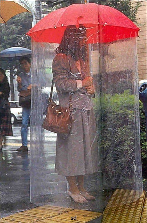 rain proof umbrella