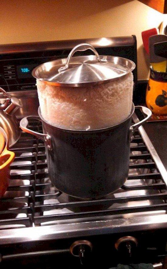 rice pot