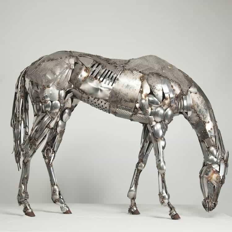 scrap-horse