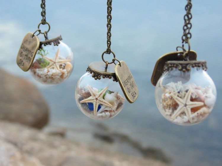sea dreaming necklaces