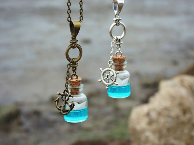 sea necklaces