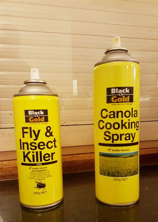 similar sprays