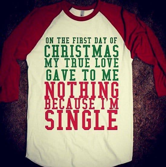 single sweater