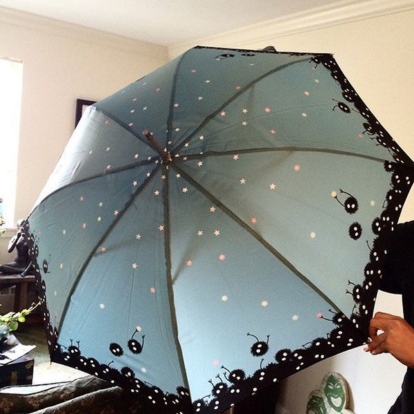 soot sprite umbrella