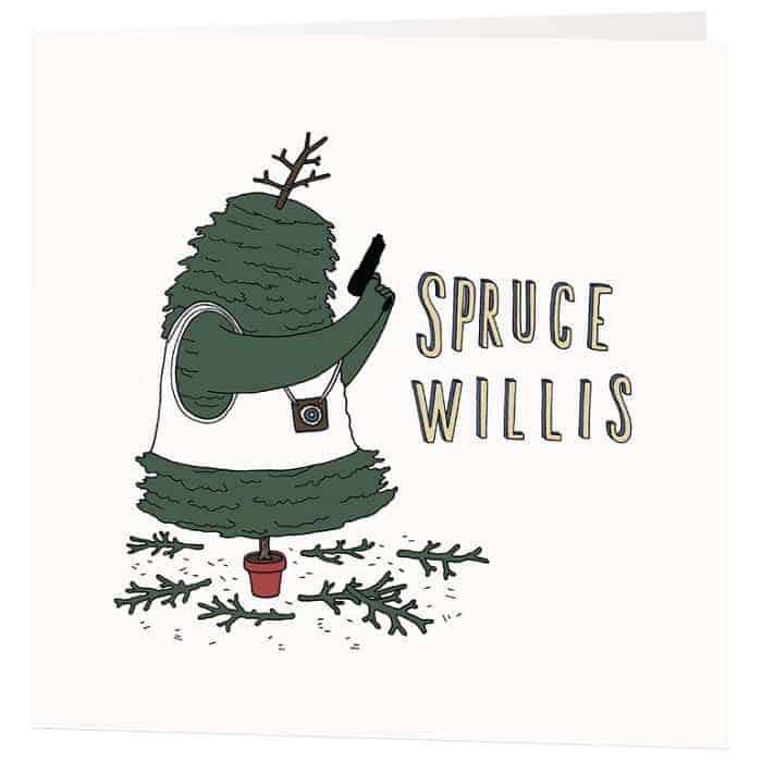 spruce willis
