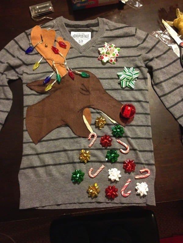 sweater-homemade