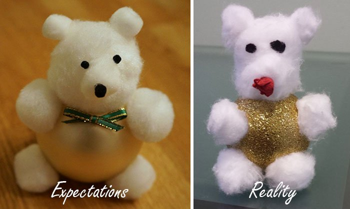 teddy decoration