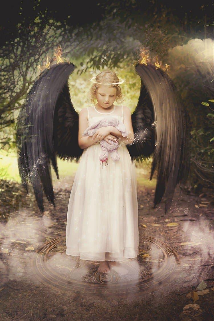 teddys angel