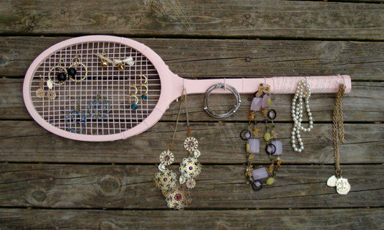 tennis jewelry holder