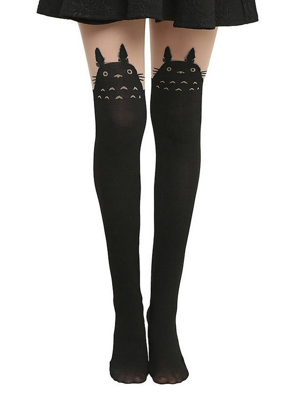 totoro tights