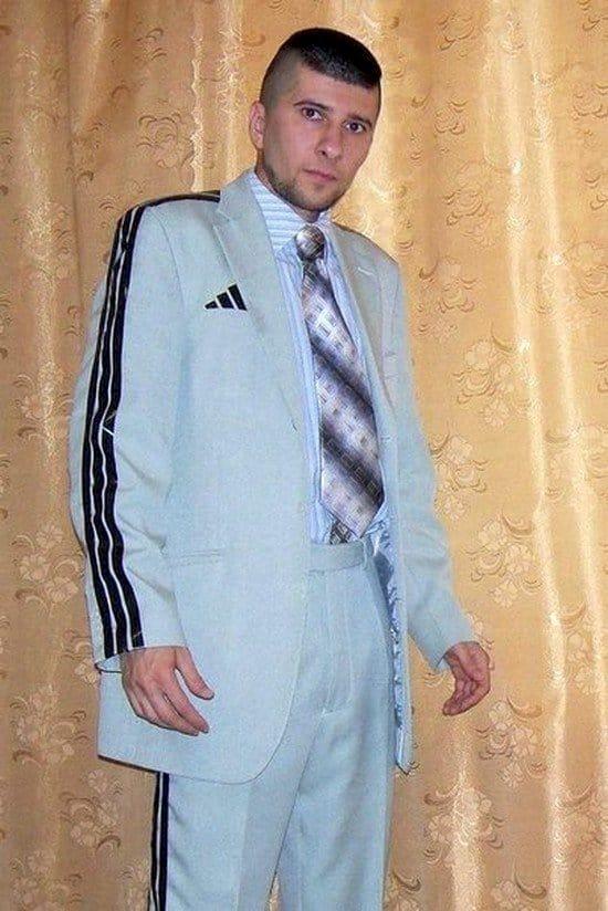 tracksuit suit