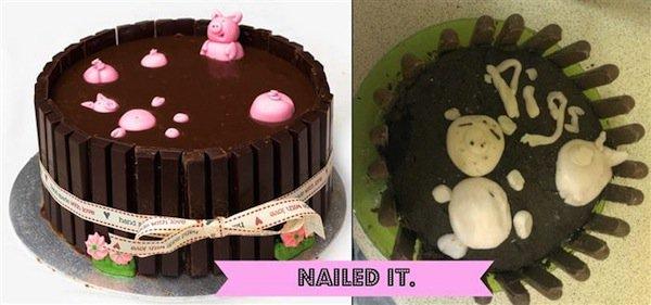 tried-cake