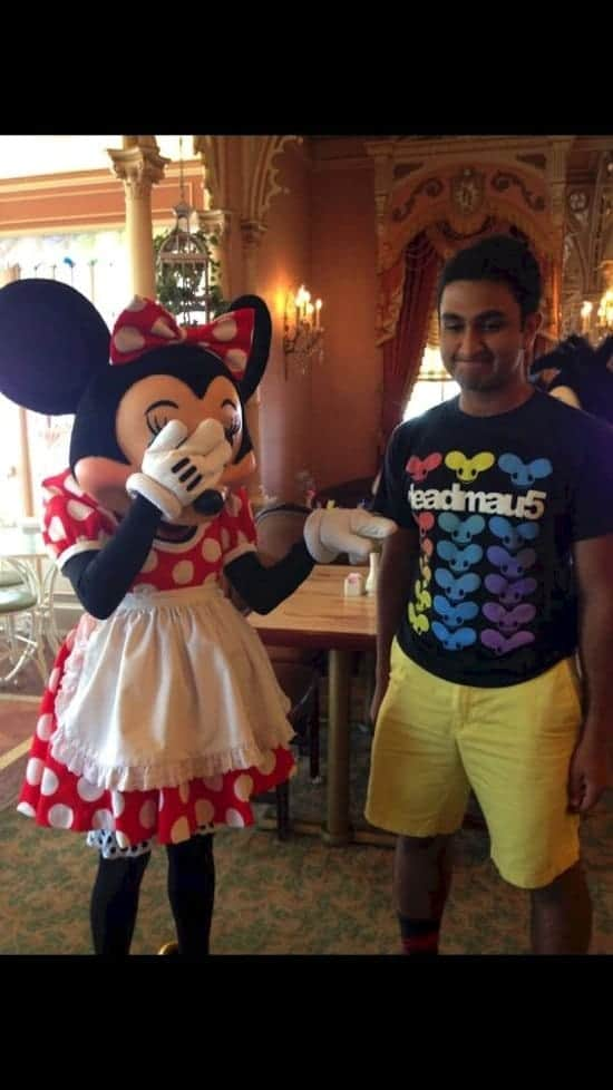 tshirt-minnie