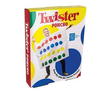 twister poncho box