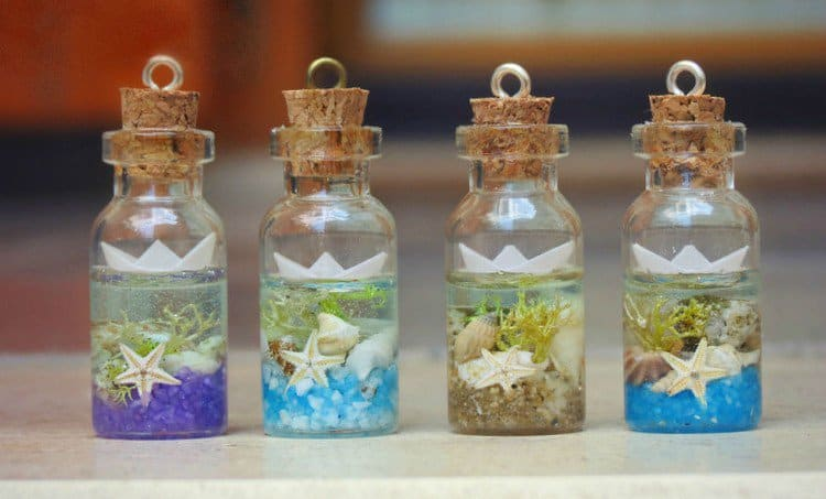 under the sea necklaces