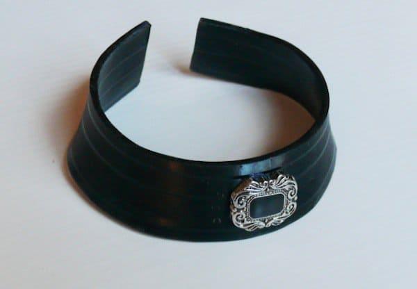 vinyl-bracelet