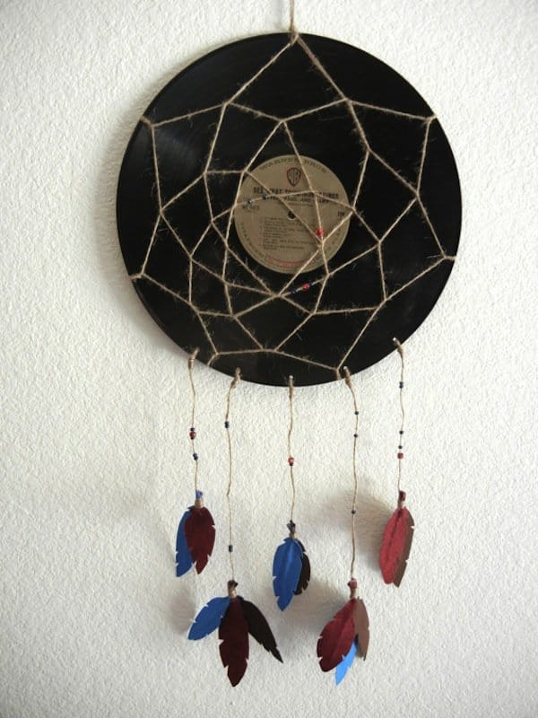13 Awesome Ways To Make Use Of Unwanted Vinyl Records