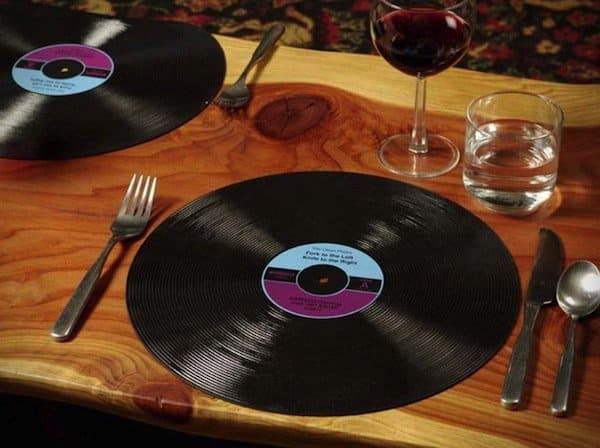 vinyl-placemats
