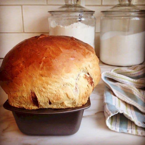 weird shaped bread